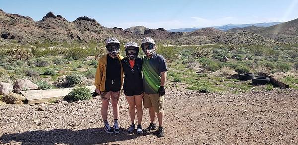 3/23/19 Eldorado ATV & Gold Mine Tour