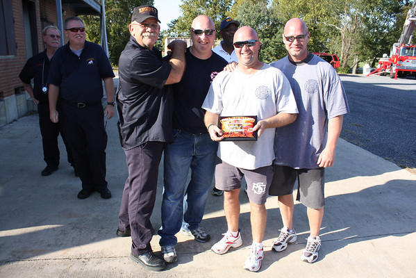 2011 Salem County FF Combat Challenge