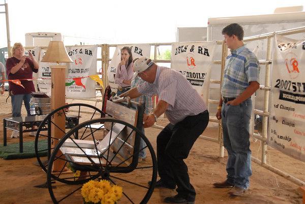 2007 La Porte Livestock Show and Rodeo Assoc Ring Shots (3-26-07)