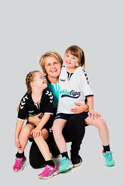 Rikke, Magda og Kaya