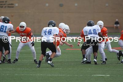 La Porte Freshman B vs Clear Springs 9/13/2012
