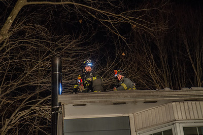 3-3-14 Chimney Fire, Allen Road