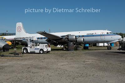 N3047V Douglas DC6