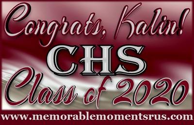 Kalin's Graduation Party
