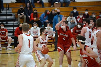 Shullsburg @ Highland Boys Basketball 1-29-21