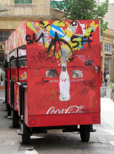 smash coke line