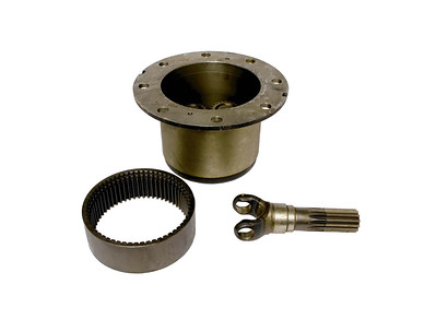 DEUTZ AGROTRON 150.7 160.7 SAME IRON 165.7 SERIES CARRARO AXLE FRONT HUB REPAIR KIT