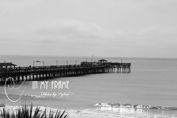 Springmaid Beach Pier