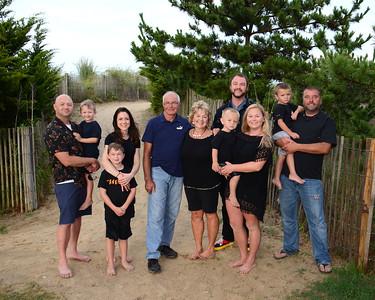 Kijowski Family Beach Portraits Aug. 14, 2019
