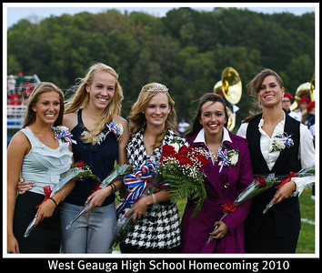 WGHS Homecoming Pictures