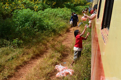 Pyin U Lwin To Hsipaw Train