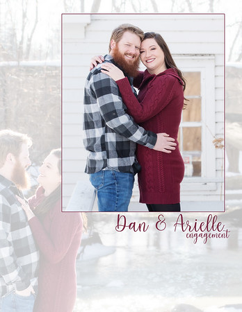 Dan & Arielle Engagement