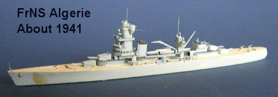France WW2 Cruisers