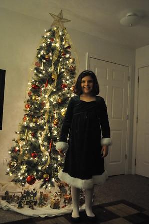 Ashmore Christmas Program 2011
