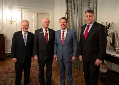 1.29.2020 Senate Leadership Breakfast