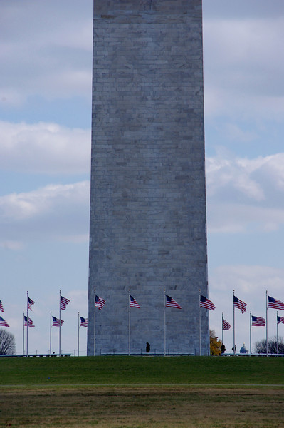 Base of the Washington Monument