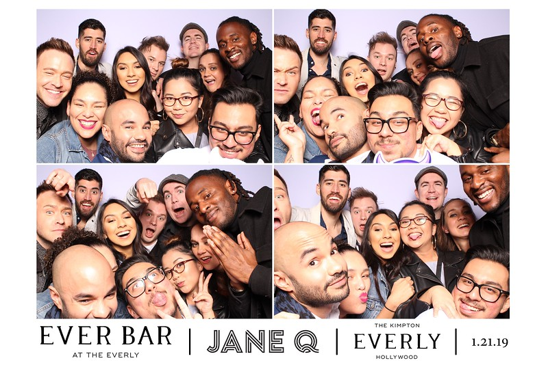 Kimpton Everly Holiday Party (Studio Booth)