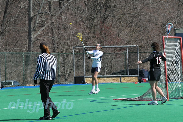 Messiah Womens Lacrosse