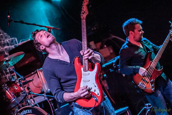 Wrinkly Rockers Bluesfest 2014