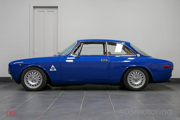 '71 GTV - Blue