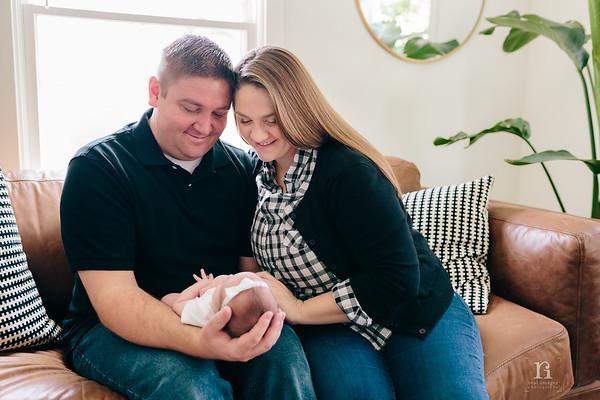 Becca & JP Birth Story