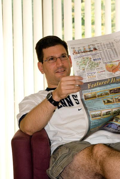 PSU vs ND (Sept. 2007)
