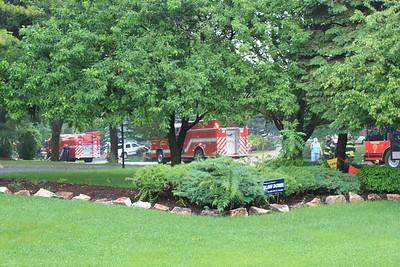 Bloomingdale General Alarm Fire 5-26-2010