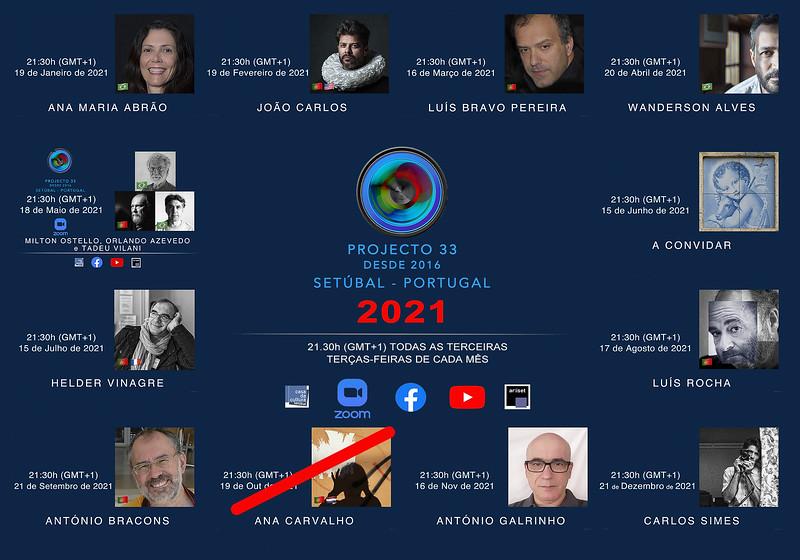 Projecto 33 - 2021