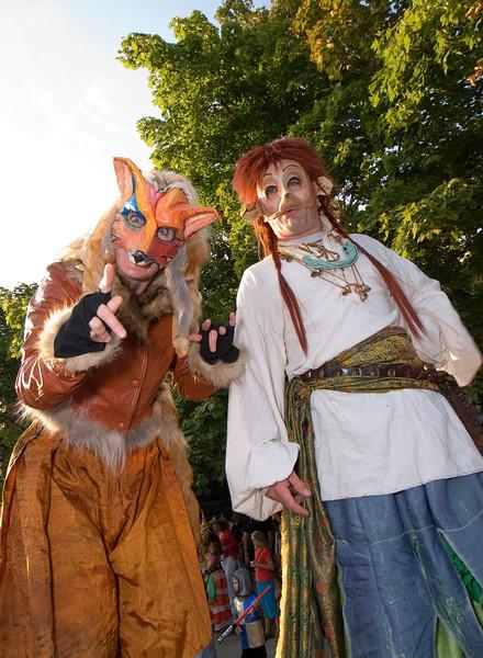 Ottawa New Edinburg Lumiere Festival