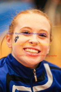 Bothell High School Gymnastics 2017