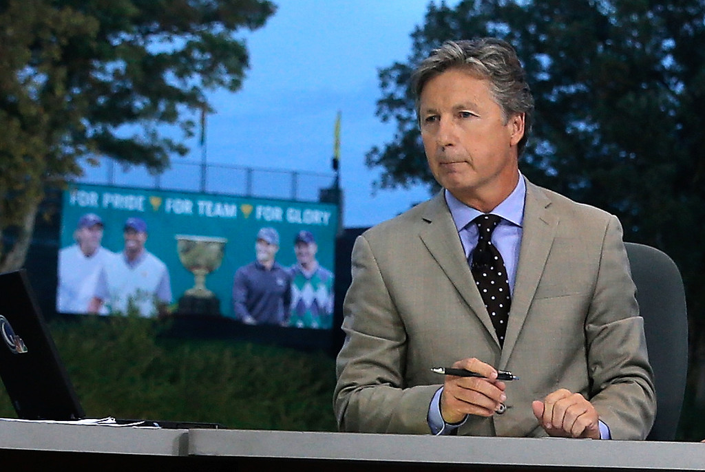 """. <p>9. BRANDEL CHAMBLEE <p>He�ll never call Tiger Woods a cheater again. But everyone else can! (unranked) <p><b><a href=\'http://www.twincities.com/sports/ci_24425015/brandel-chamblee-resigns-from-magazine-over-tiger-woods\' target=\""""_blank\""""> HUH?</a></b> <p>     (Scott Halleran/Getty Images)"""