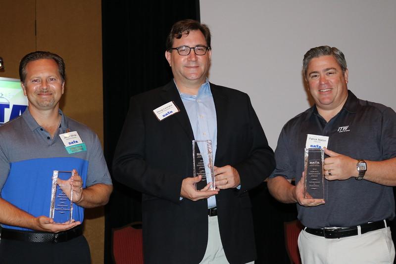 Innovation Awards Recipients