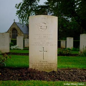 War Graves - Upper Heyford