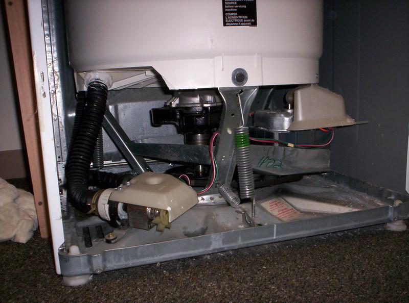 Frigidaire Washer Suction Hose Repair