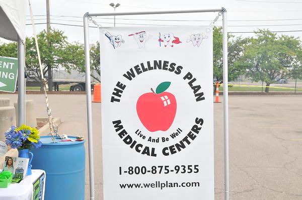 2018 Wellness Plan Family Fun Day East Medical Center