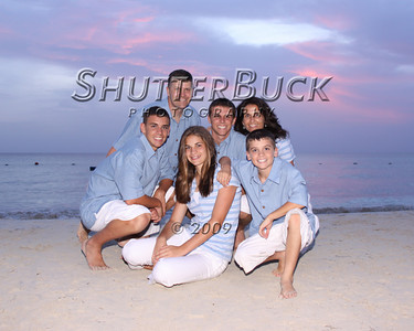 2009 Buck Family Beach Photos Jamaica 28JUN