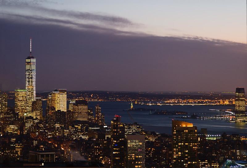 lower Manhattan & Statue of Liberty from Rockefeller Center.jpg