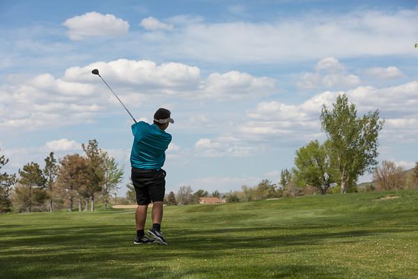 North Valleys HS Boys Golf 2016