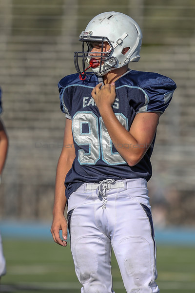 Granite Hills vs Southwest 09/21/18