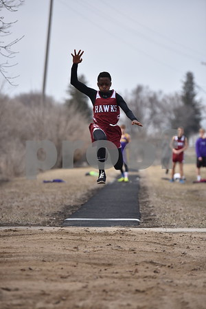 Manson NW Webster Co-Ed Relay 4/12/18
