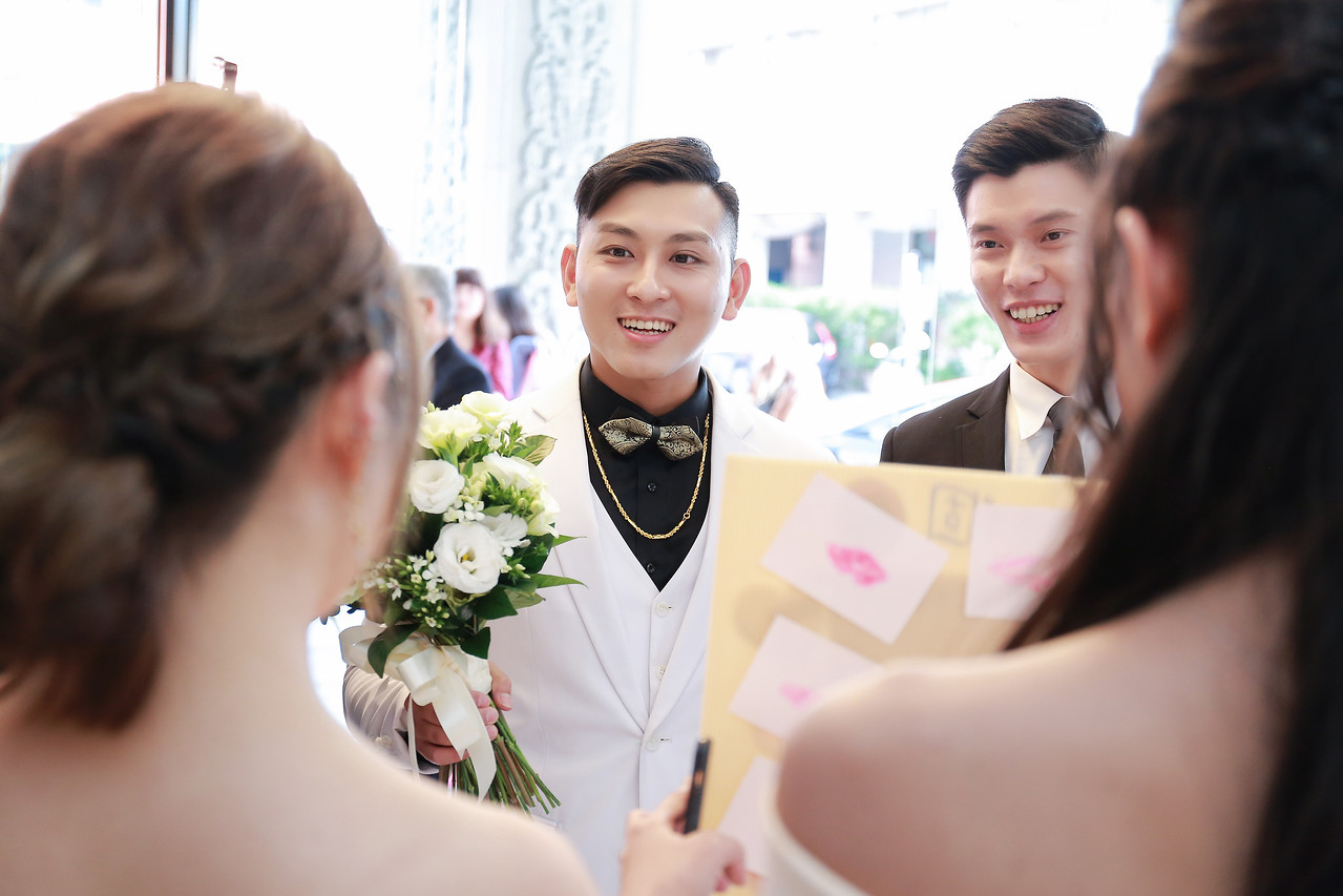 《台中婚攝》早儀式午宴客 / 豐原宜豐園婚宴會館婚禮紀錄