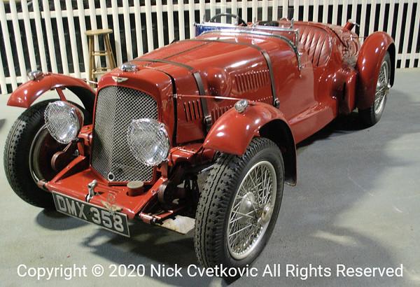 1938 Peugeot Parlmat LeMans