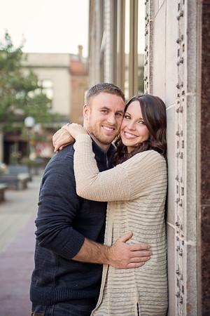 Aaron & Lauryn Engaged 10.26.14