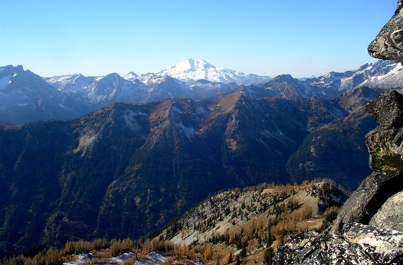 Glacier peak.