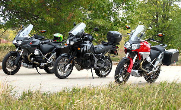 Stelvio and Tiger ride