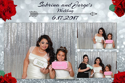 Sabrina and Jorge's Wedding