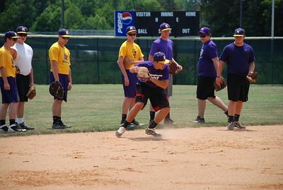 North Henderson Baseball Drills