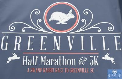 Half Marathon Finish Part 1