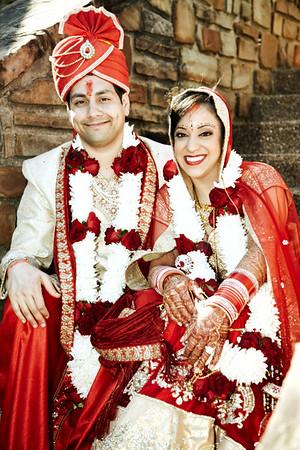 Avni & Raj Wedding