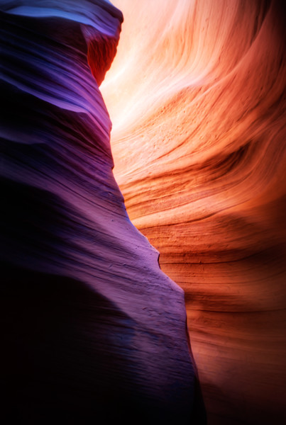 Inside the Canyons